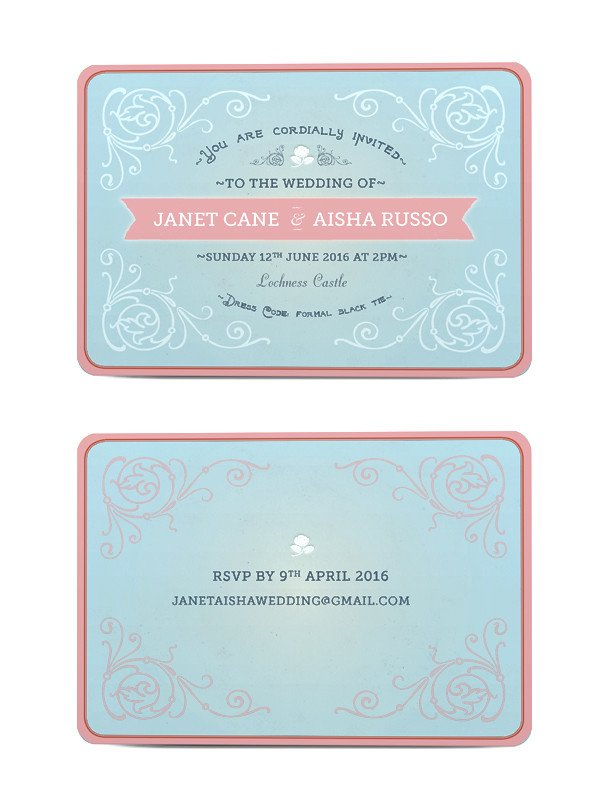 Indesign Wedding Invitation Template How to Create A Vintage Wedding Invitation In Adobe Indesign