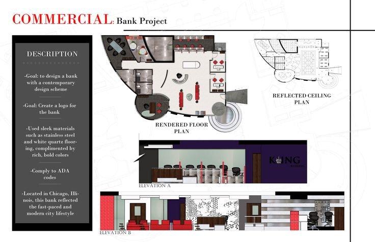Interior Design Portfolio Template Interior Design Student Portfolio asid
