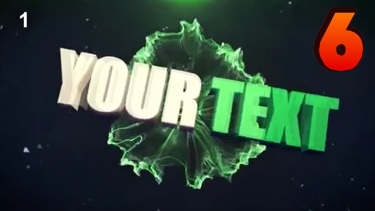 Intro Templates Free Download top 10 Blender Intro Template 6 C4d Ae Svp Free