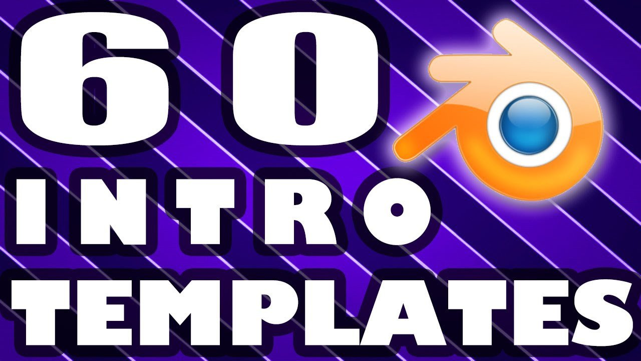Intro Templates Free Download top 60 Blender Intro Template Free Download 2015