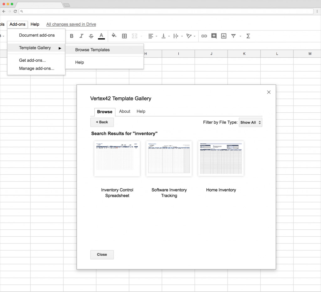 Inventory Template Google Sheets top 5 Free Google Sheets Inventory Templates · Blog Sheetgo