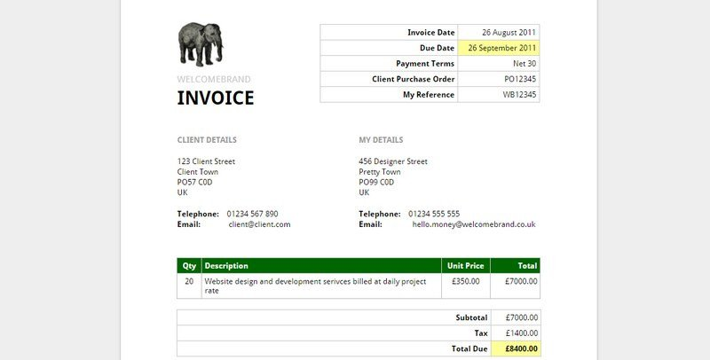 Invoice Template Google Drive Drive Invoice Template Seven Mon Myths About Drive