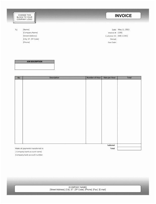 Invoice Template Google Drive Google Invoice Template Free Design Google Drive Invoice