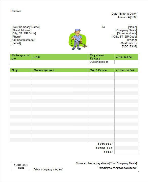 Invoice Template Microsoft Word 60 Microsoft Invoice Templates Pdf Doc Excel