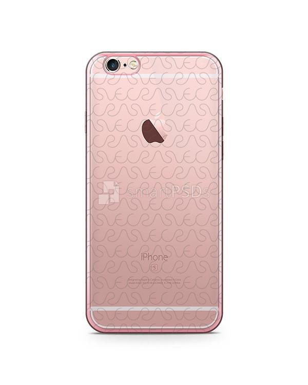 iPhone 6s Case Template Apple iPhone 6 6s Tpu Electroplated Mobile Case Design
