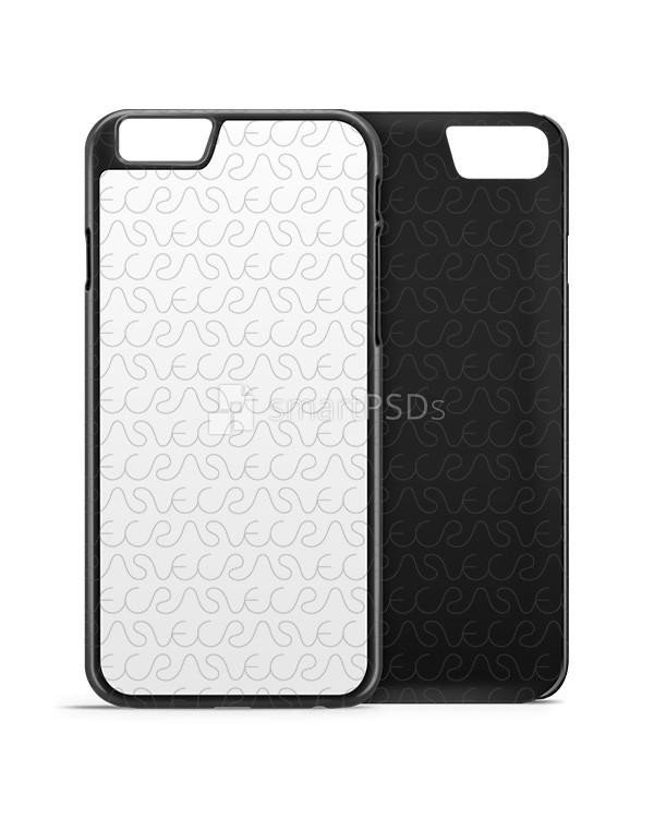 iPhone 6s Case Template Apple iPhone 7 Plus Phone Cover Design Template for 2d Dye