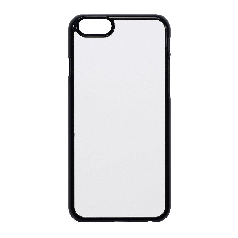 iPhone 6s Case Template Blank 2d Plastic Sublimation iPhone 6 6s Case Black