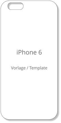 iPhone 6s Case Template iPhone 6 Case Template Printable General