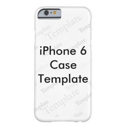 iPhone 6s Case Template New iPhone 6 Slim Case Custom Template