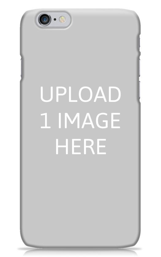 iPhone 6s Case Template Personalised iPhone 6 6s Case 1 Image Template
