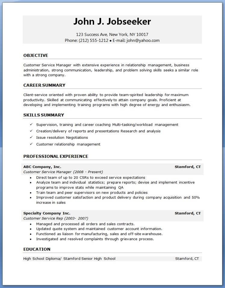 It Resume Template Word Resume Template Word Fotolip Rich Image and Wallpaper
