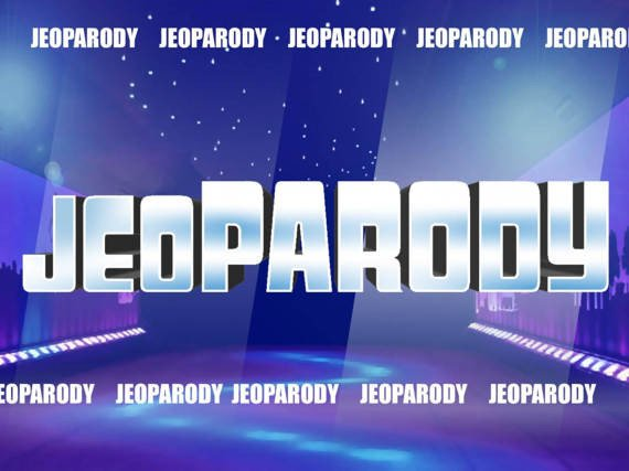 Jeopardy Template with sound Customizable Jeopardy Powerpoint Template