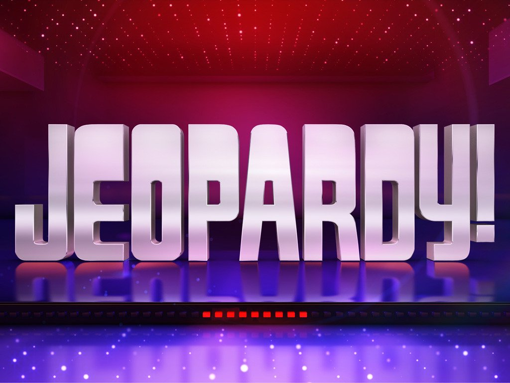 Jeopardy Template with sound Jeopardy Powerpoint Game Template Youth Downloadsyouth