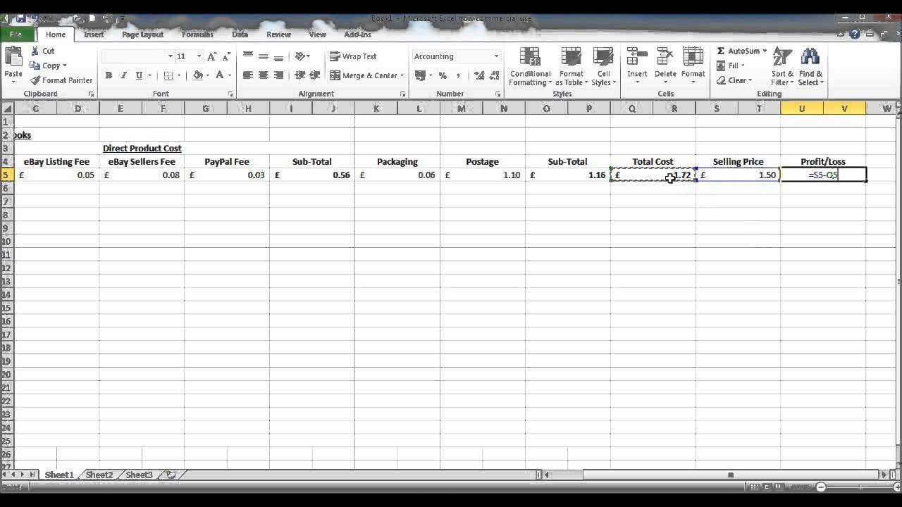 Job Cost Sheet Template Excel Costing Spreadsheet Template Spreadsheet Templates for