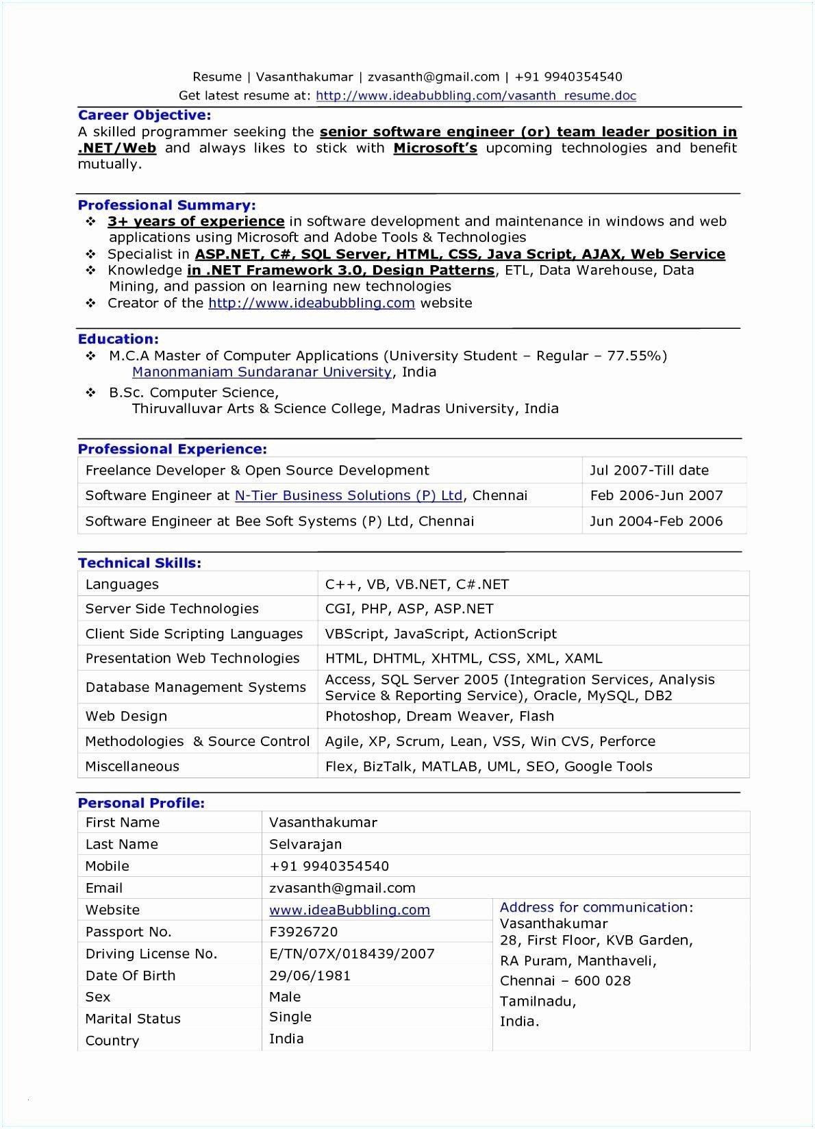 Junior Web Developer Resume Junior Web Developer Resume