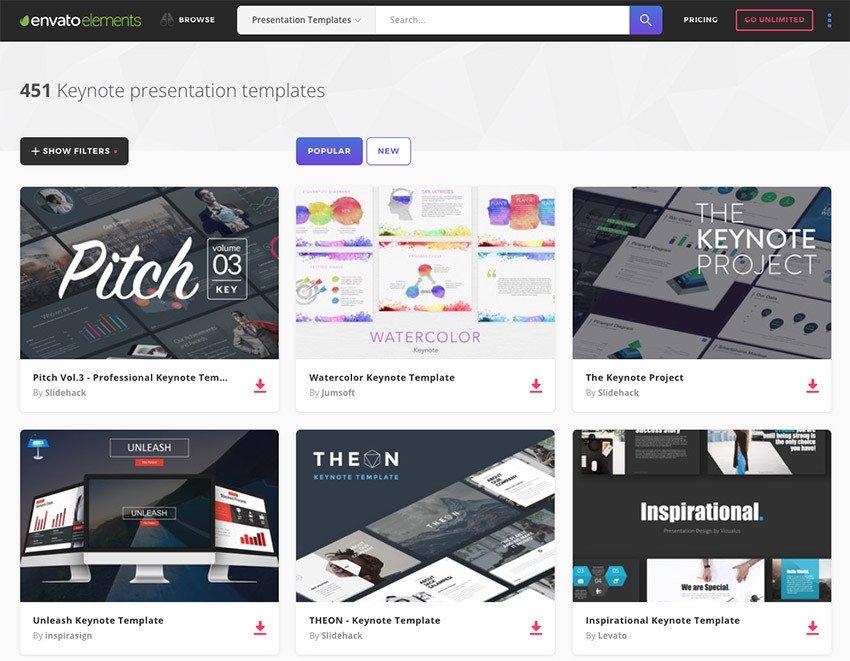 Keynote Templates for Mac 25 Mac Keynote themes Made to Customize Presentations