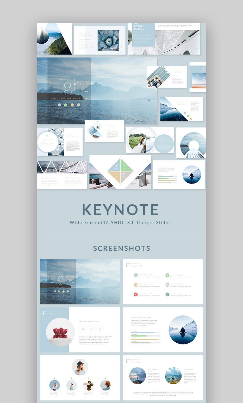Keynote Templates for Mac 25 Mac Keynote themes Made to Customize Presentations
