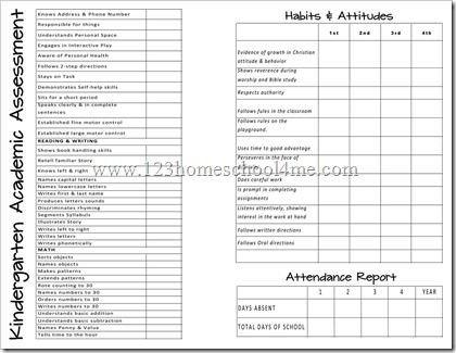 Kindergarten Report Card Template 25 Best Ideas About Kindergarten Report Cards On
