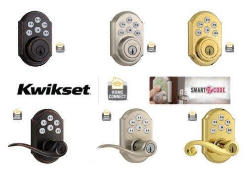 Kwikset Deadbolt Installation Template Kwikset 910 912 Smartcode Home Connect Deadbolt