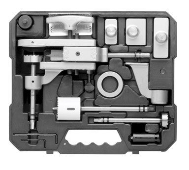 Kwikset Deadbolt Installation Template Kwikset Professional Door Lock Installation Kit ― Wesson