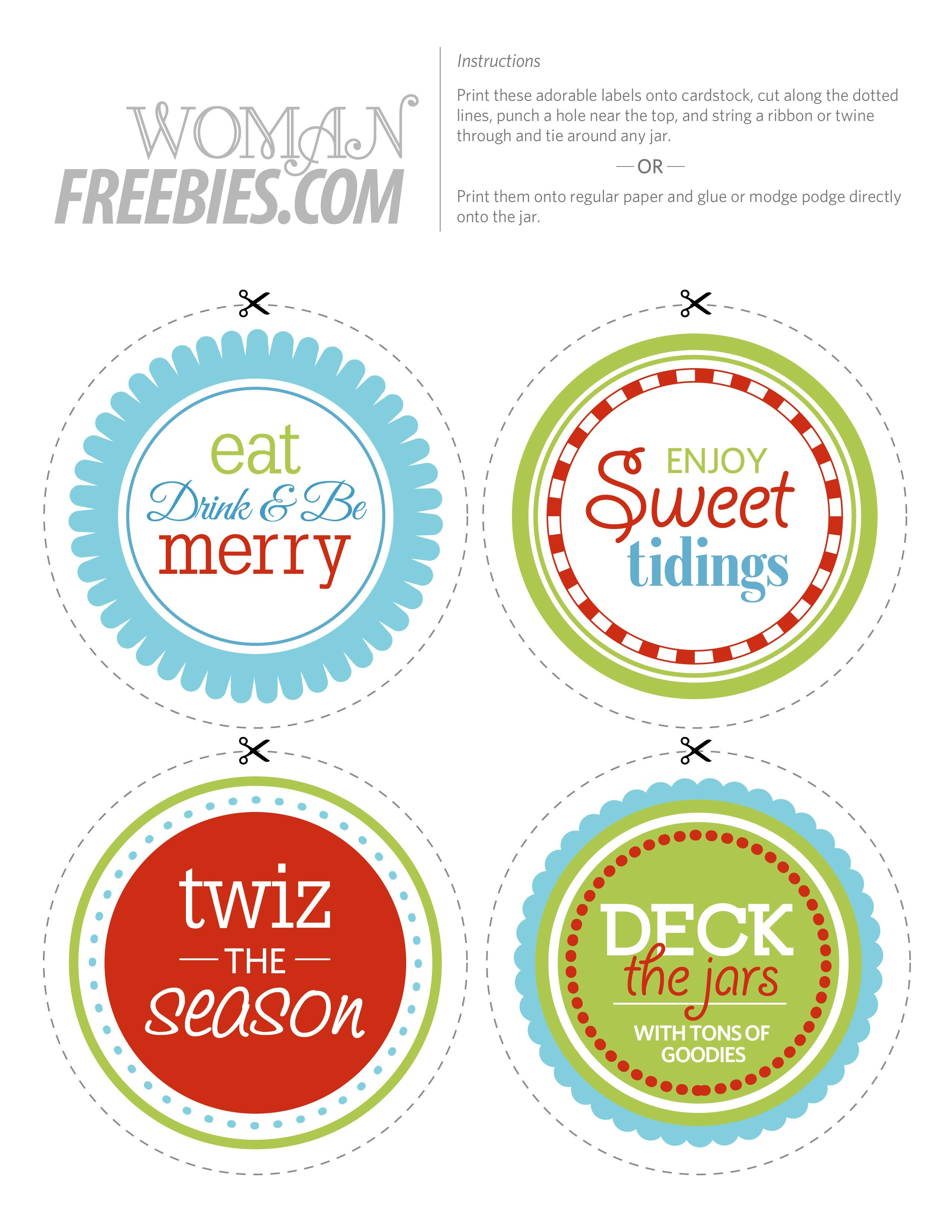Labels for Jars Template Label Printable Gallery Category Page 1