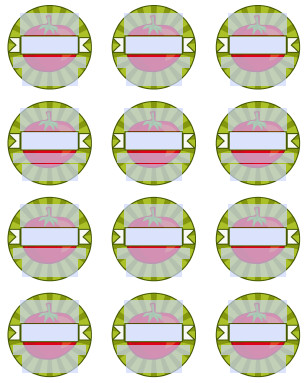 Labels for Jars Template tomato Canning Jars Labels for Your Farmers Market Stand