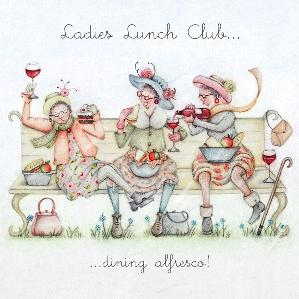 Ladies Luncheon Images Cards La S Lunch Club La S Lunch Club Berni