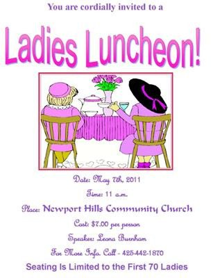 Ladies Luncheon Images Free Lunch La S Clipart Download Free Clip Art Free