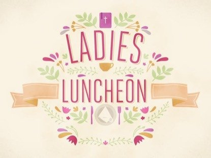 Ladies Luncheon Images Intros Transition Motion Backgrounds