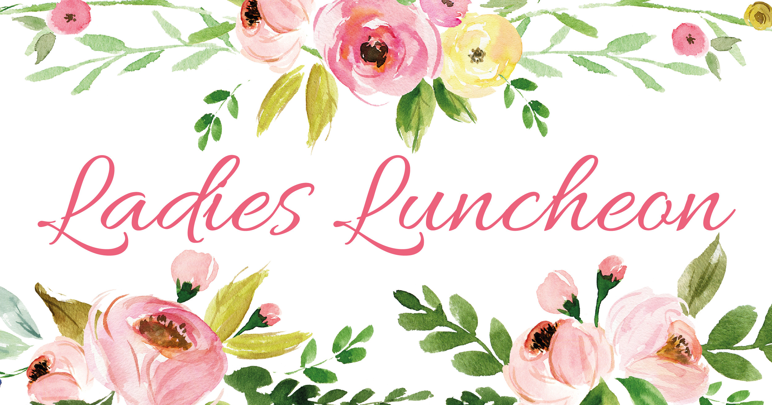 Ladies Luncheon Images October 2017