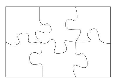Large Puzzle Piece Template Free Puzzle Pieces Template Download Free Clip Art Free
