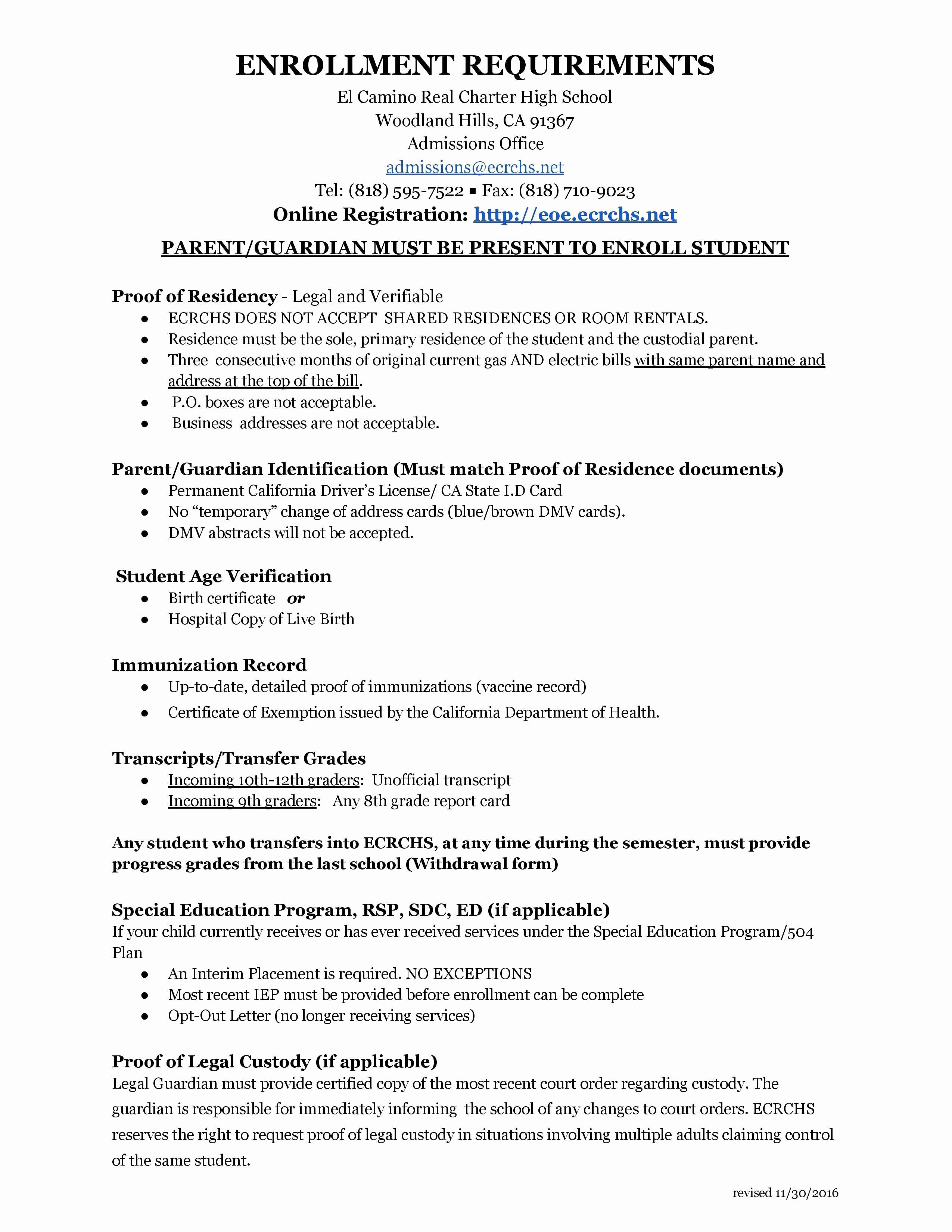 Lausd Report Card Template 12 Report Card Template for High School