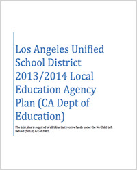 Lausd Report Card Template Division Of Instruction Home Division Of Instruction Home