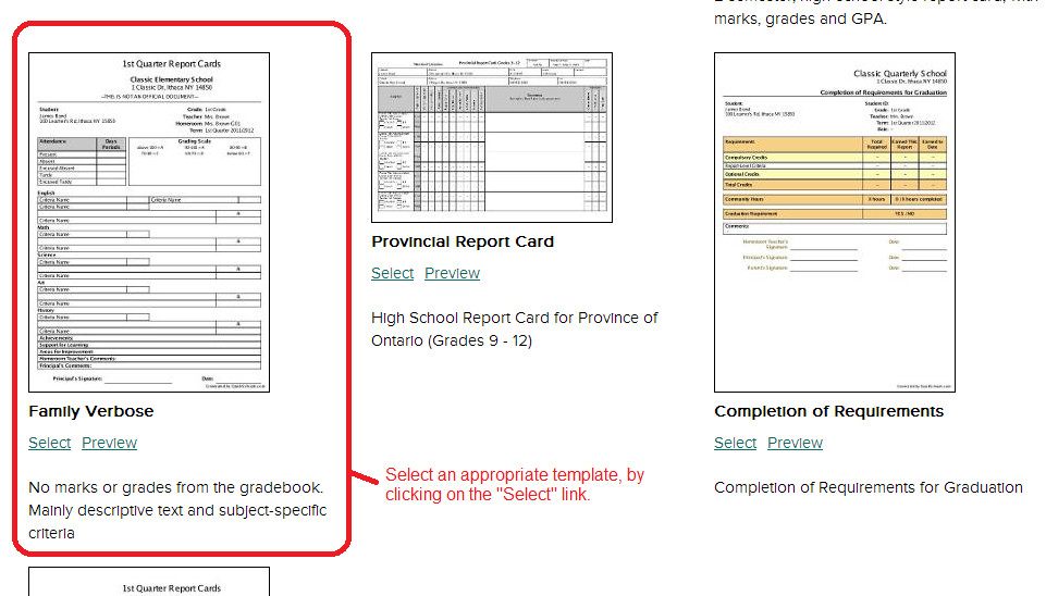 Lausd Report Card Template Report Cards for Primary K 3 K 8 Schools