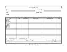 Lawn Care Business Expenses Spreadsheet Free Construction Estimating Spreadsheet for Building and