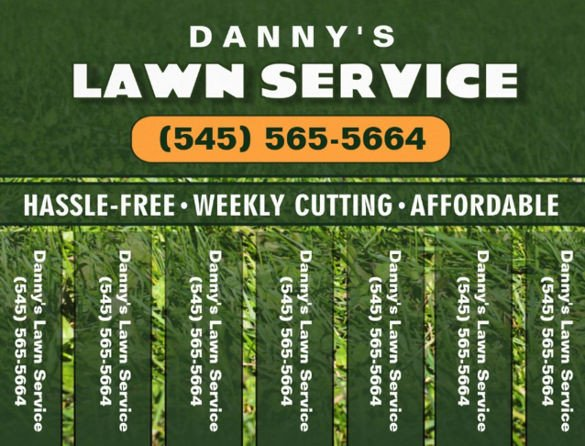 Lawn Care Flyer Template Free 29 Lawn Care Flyers Psd Ai Vector Eps