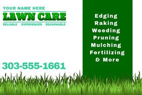 Lawn Care Flyer Template Word Lawn Service Flyer Templates