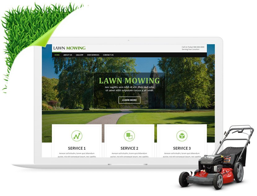 Lawn Care Website Template 9 Lawn Care Services Website Templates Parison Review