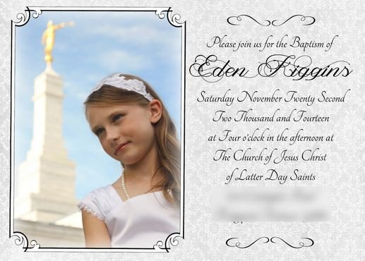 Lds Baptism Invitation Template Like Mom and Apple Pie Lds Baptism Free Announcement and