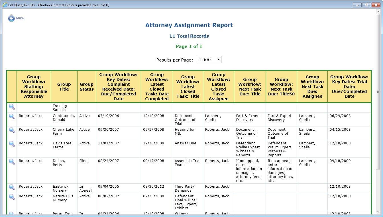 Legal Case Management Excel Template Casemanagerpro Legal Case Management software Lucidiq