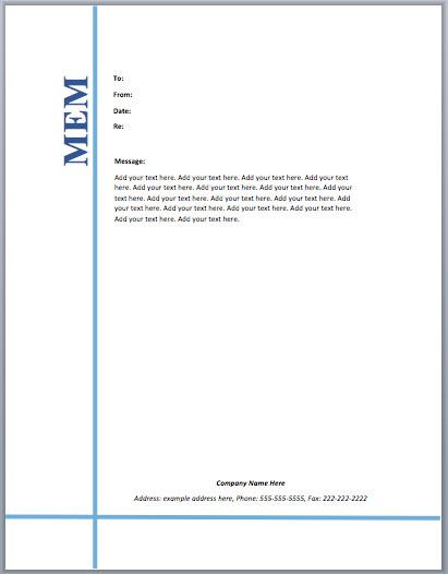 Legal Memorandum Template Word Memo Word Templates – Microsoft Word Templates