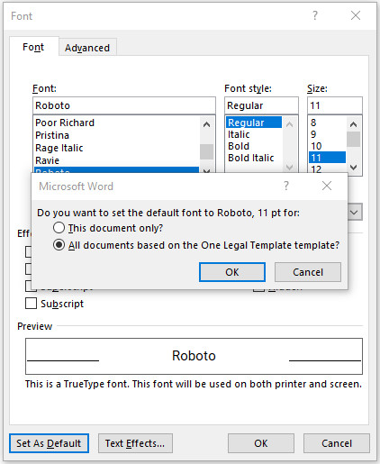Legal Templates for Word How to Create Templates In Microsoft Word for Legal