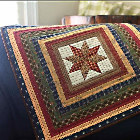 Lemoyne Star Template Lemoyne Star Medallion Quilt