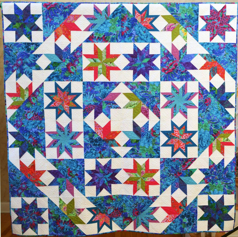 Lemoyne Star Template Loco for Lemoyne Star Pattern