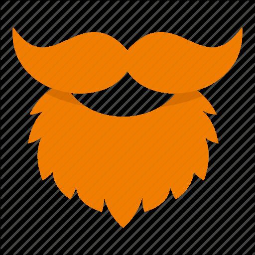 Leprechaun Beard Template Beard Holiday Irish Leprechaun Mustache Patrick