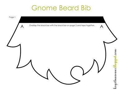 Leprechaun Beard Template Pinterest • the World's Catalog Of Ideas