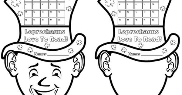 Leprechaun Hat and Beard Template St Patrick S Day Teaching Resources Lesson Plans for