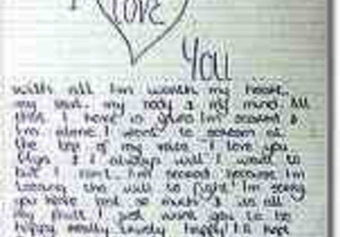 Letter for Your Girlfriend Write A Letter to Your Girlfriend