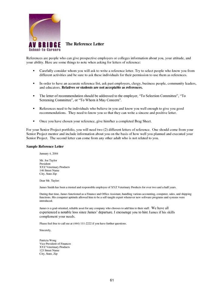 Letter Of Recommendation Immigration Character Reference Letter for Immigration Template