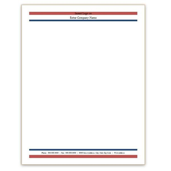 Letterhead Designs Free Templates Free Professional Letterhead Templates for Trucking